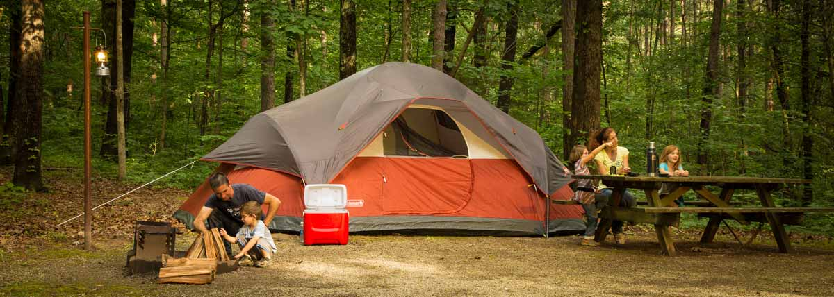 Shawnee National Forest Camping In Southern Illinois